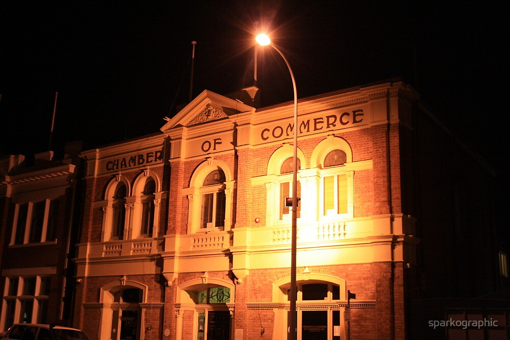 Chamber of Commerce Building, Fremantle by sparkographic