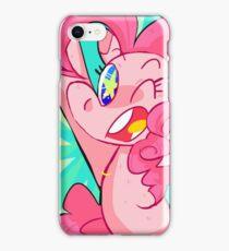 pinky pony iPhone Case/Skin