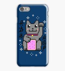 Lucky NyanCat iPhone Case/Skin