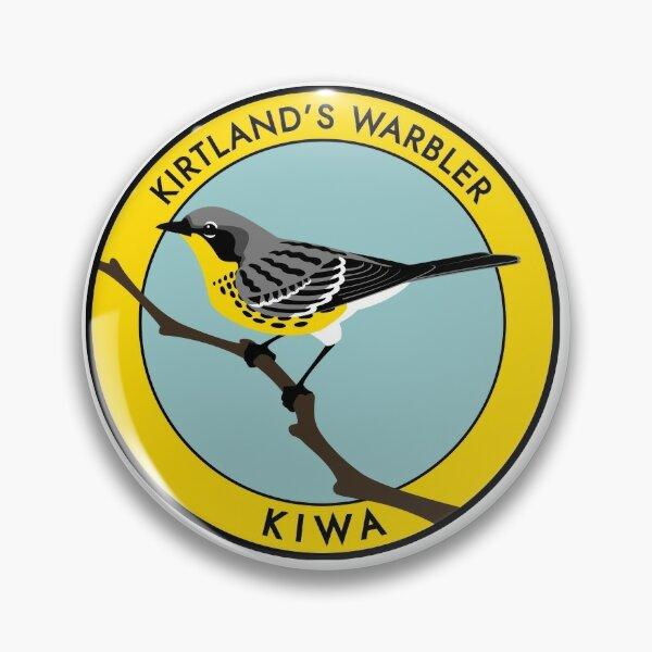 Kirtland's Warbler Pin