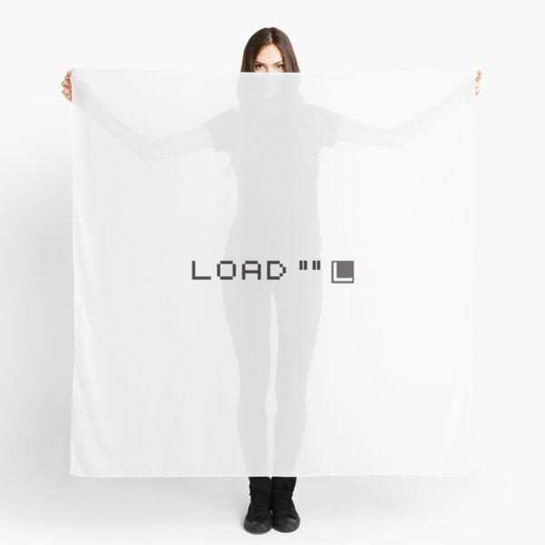 ZX Spectrum: Load Scarf