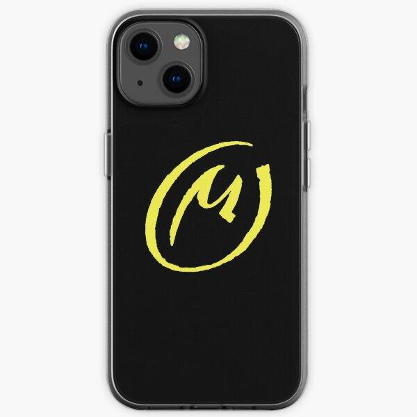 "The Yellow ""M"" (La marque Jaune) iPhone Soft Case"