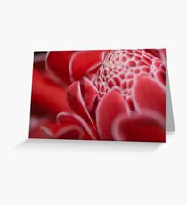 abstract Greeting Card