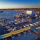 Boats on the Hampton River - Hampton, Virginia by michael6076