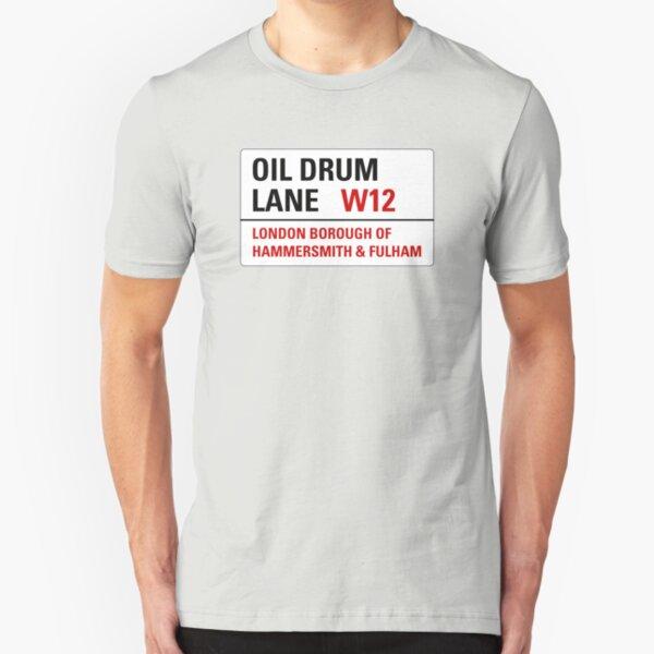 Oil Drum Lane - Steptoe & Son Slim Fit T-Shirt