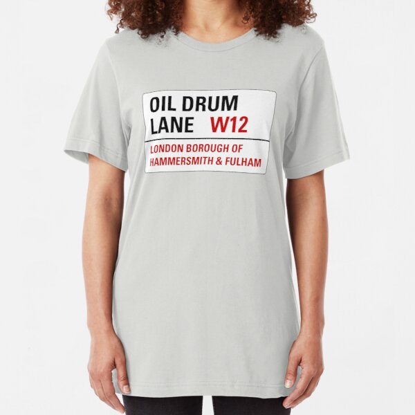 Oil Drum Lane - Steptoe & Son Slim Fit T-Shirt