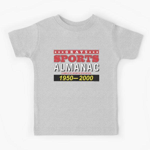Biff's Sports Almanac Kids T-Shirt