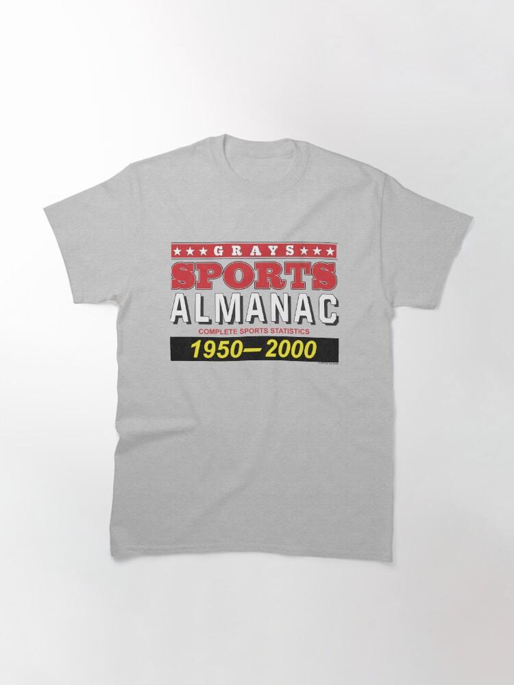 Alternate view of Biff's Sports Almanac Classic T-Shirt