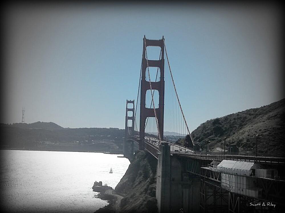 Golden Gate Bridge by Scott Riley