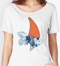 Big fish in a small pond Women's Relaxed Fit T-Shirt