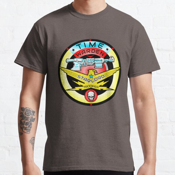 Time Trooper Classic T-Shirt