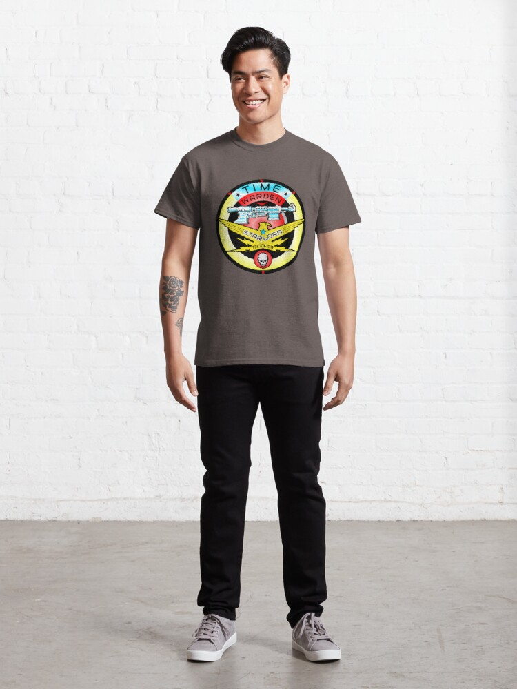 Alternate view of Time Trooper Classic T-Shirt
