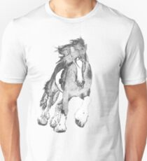 Thundering Hooves T Unisex T-Shirt