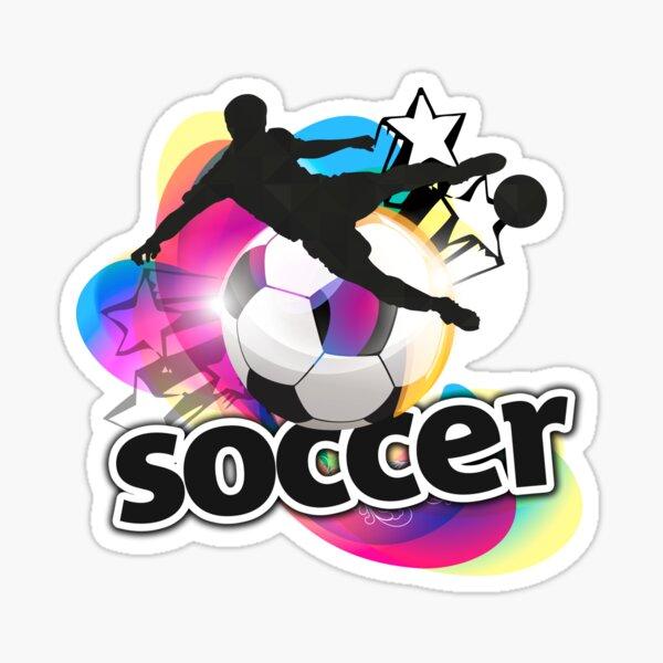 SOCCER FOOTBALL Sticker