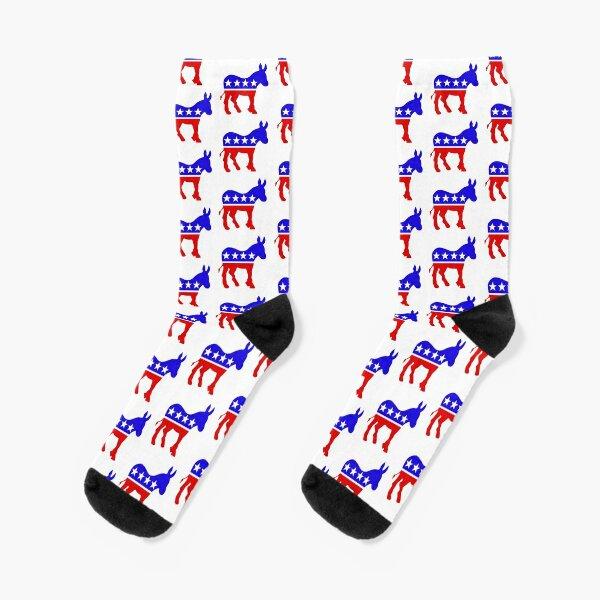 Democrat Donkey Socks