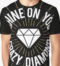 Shine On You Crazy Diamond Graphic T-Shirt