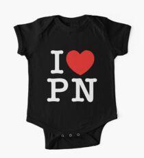 I Love Panem (for dark tee's) Kids Clothes