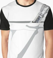 Doctor Who- Pocket Sonic Screwdriver (9th/10th) Graphic T-Shirt