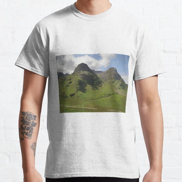 Glencoe pictures Classic T-Shirt