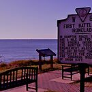Battle of Ironclad Ships - Hampton Roads, Virginia by michael6076