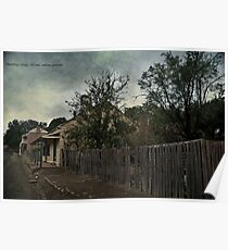 Charming Cottage Poster