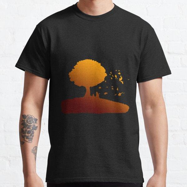 Feuilles de la vigne T-shirt classique