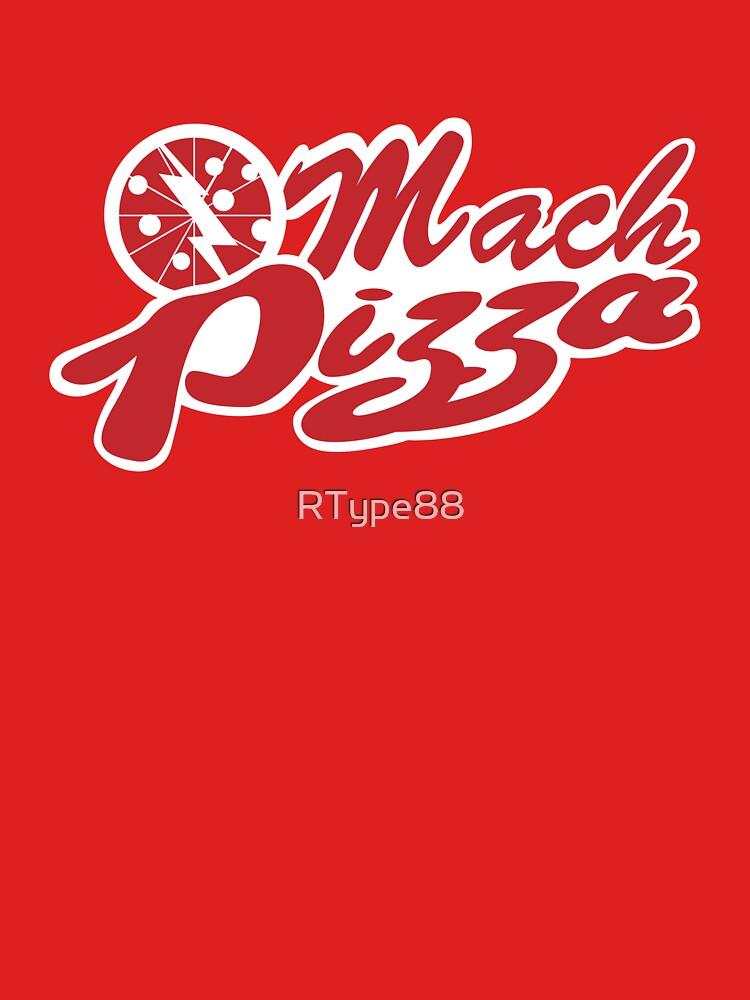 Mach Pizza | Unisex T-Shirt