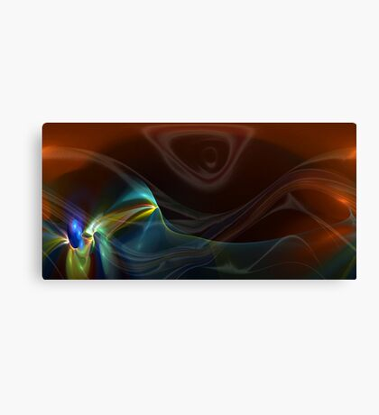 Take a breath and relax Canvas Print
