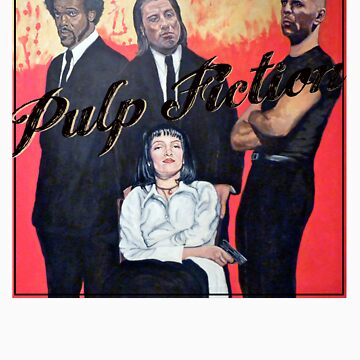 Pulp Fiction by donnaroderick