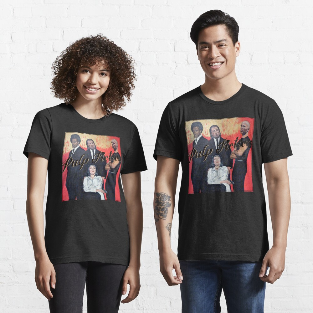 Pulp Fiction Essential T-Shirt