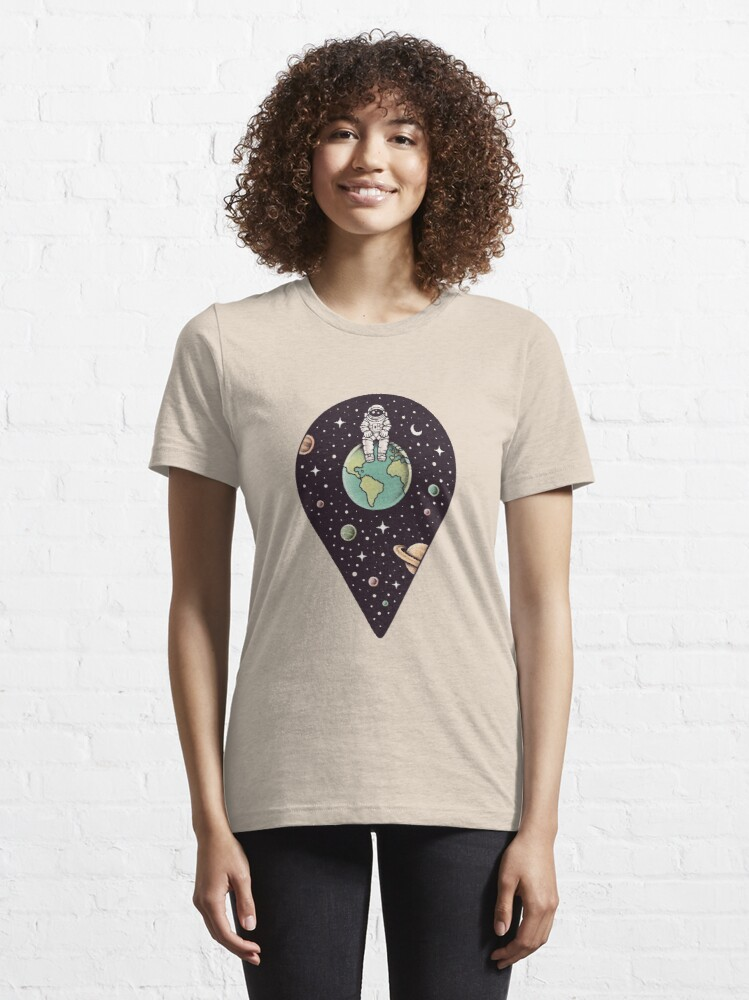 Alternate view of You are here Essential T-Shirt