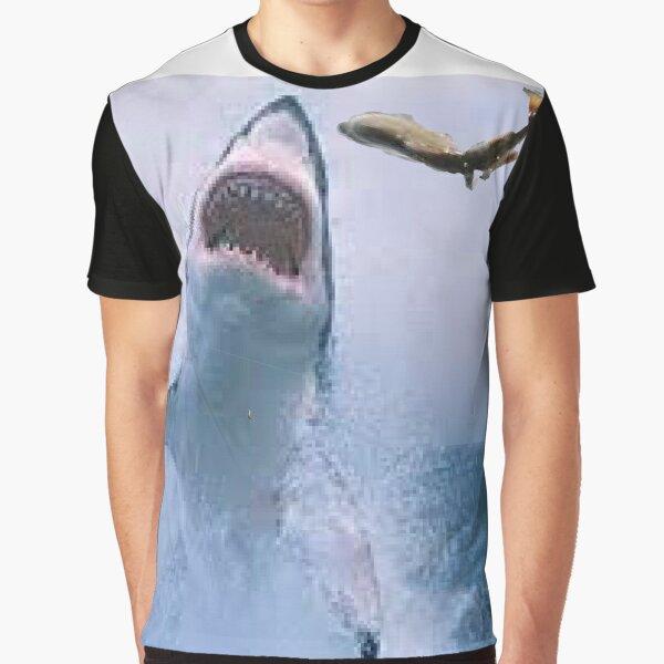 Empowerment Shirts In A World Full of FISH Be a SHARK Shirt Shark Shirt Inspirational Shirt Motivational Shirts for Women Shark T Shirt