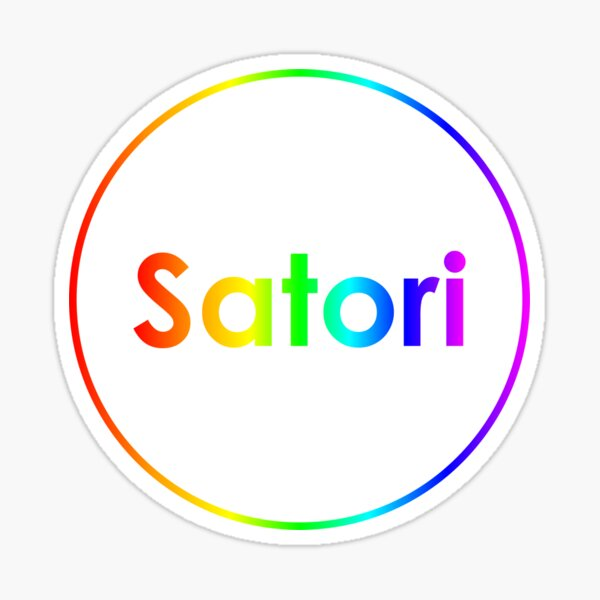 Satori Sticker