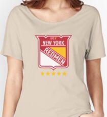 LFC - New York Redmen Women's Relaxed Fit T-Shirt