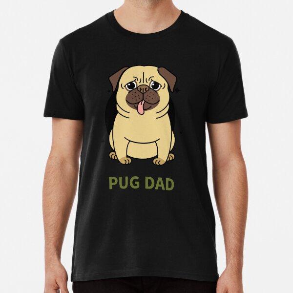 Pug Dad Premium T-Shirt