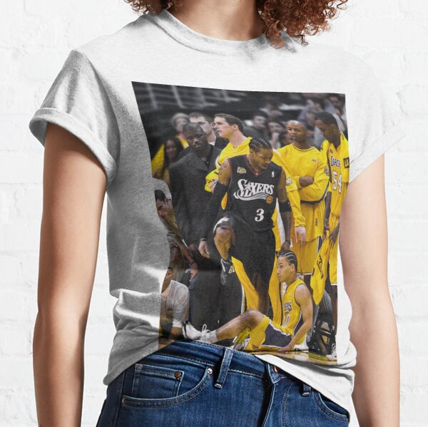 NBA - Iverson Steps Over Ty Lou Classic T-Shirt