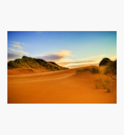 Balmedie Beach Photographic Print