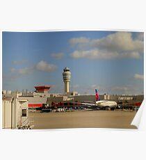 Atlanta Airport Poster