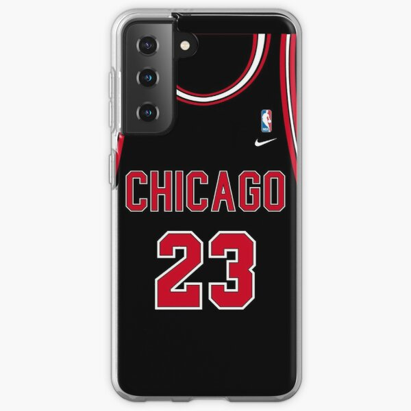 Maillot Chicago Bulls Coque souple Samsung Galaxy
