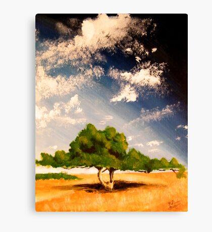 Savannah Canvas Print