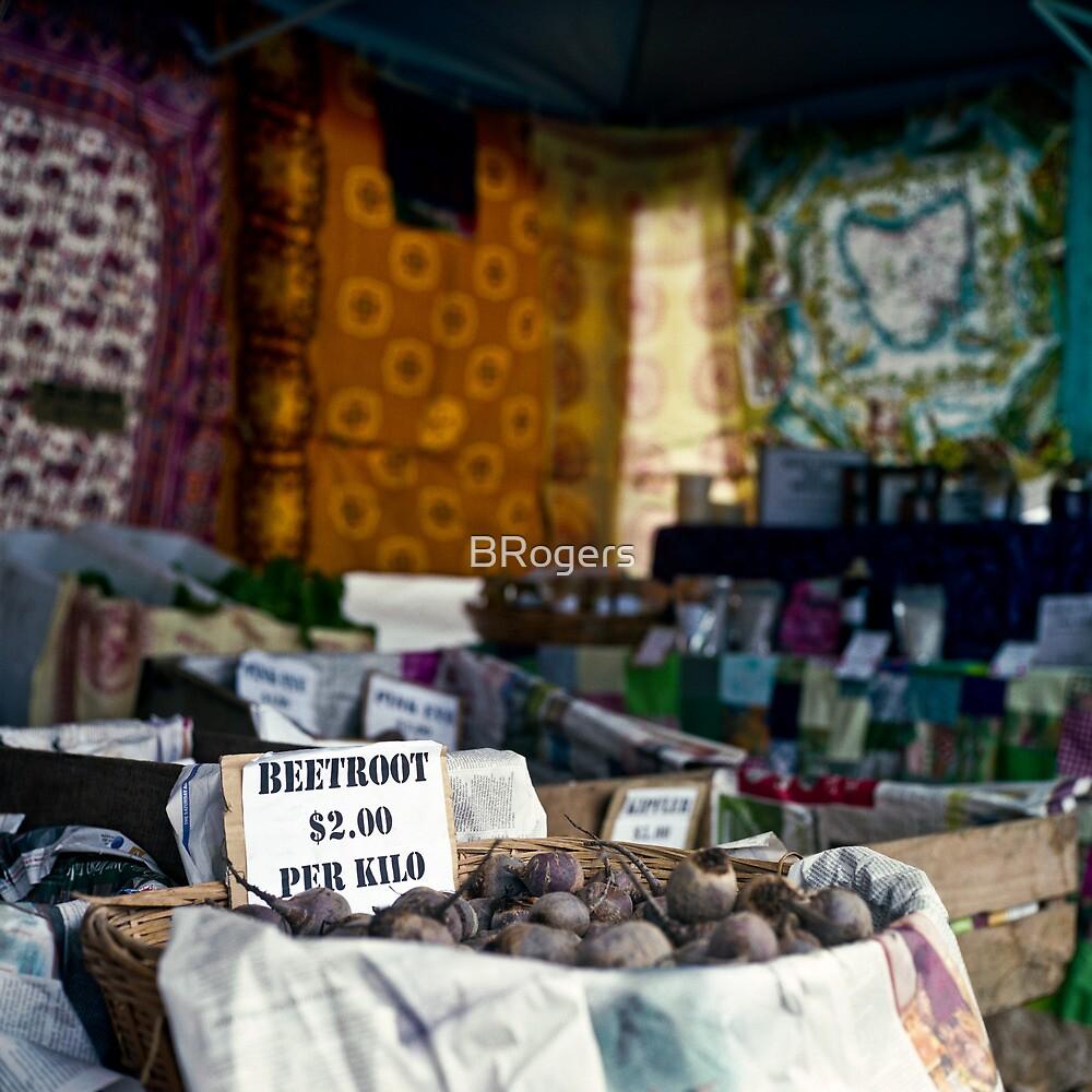 Potato Stall, Farm Gate Market by BRogers