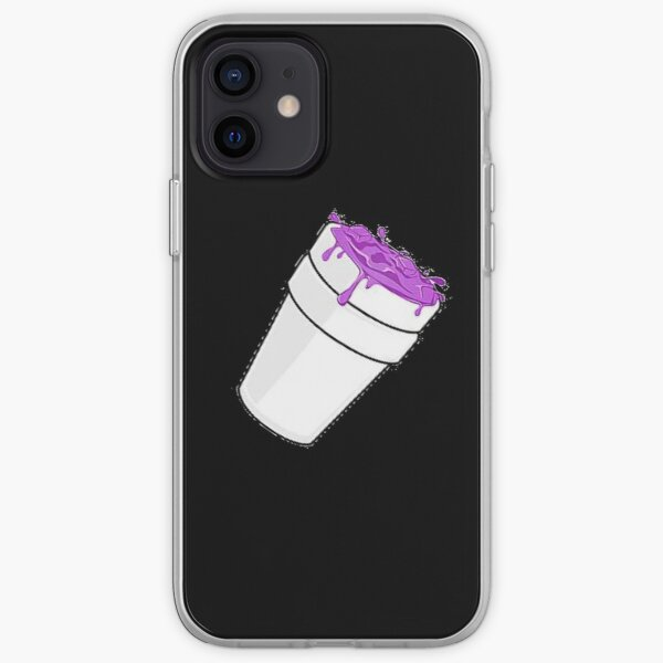 double cup purple drink lean codeine special super lean iPhone Soft Case