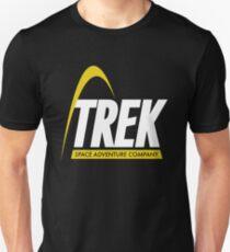 Trek Space Adventure Company Unisex T-Shirt