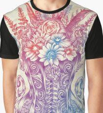 Corset Garden Graphic T-Shirt