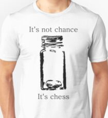 It's Not Cance, It's Chess T-Shirt
