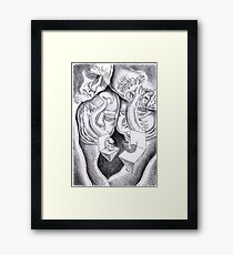 Abstract Mysticism  Framed Print