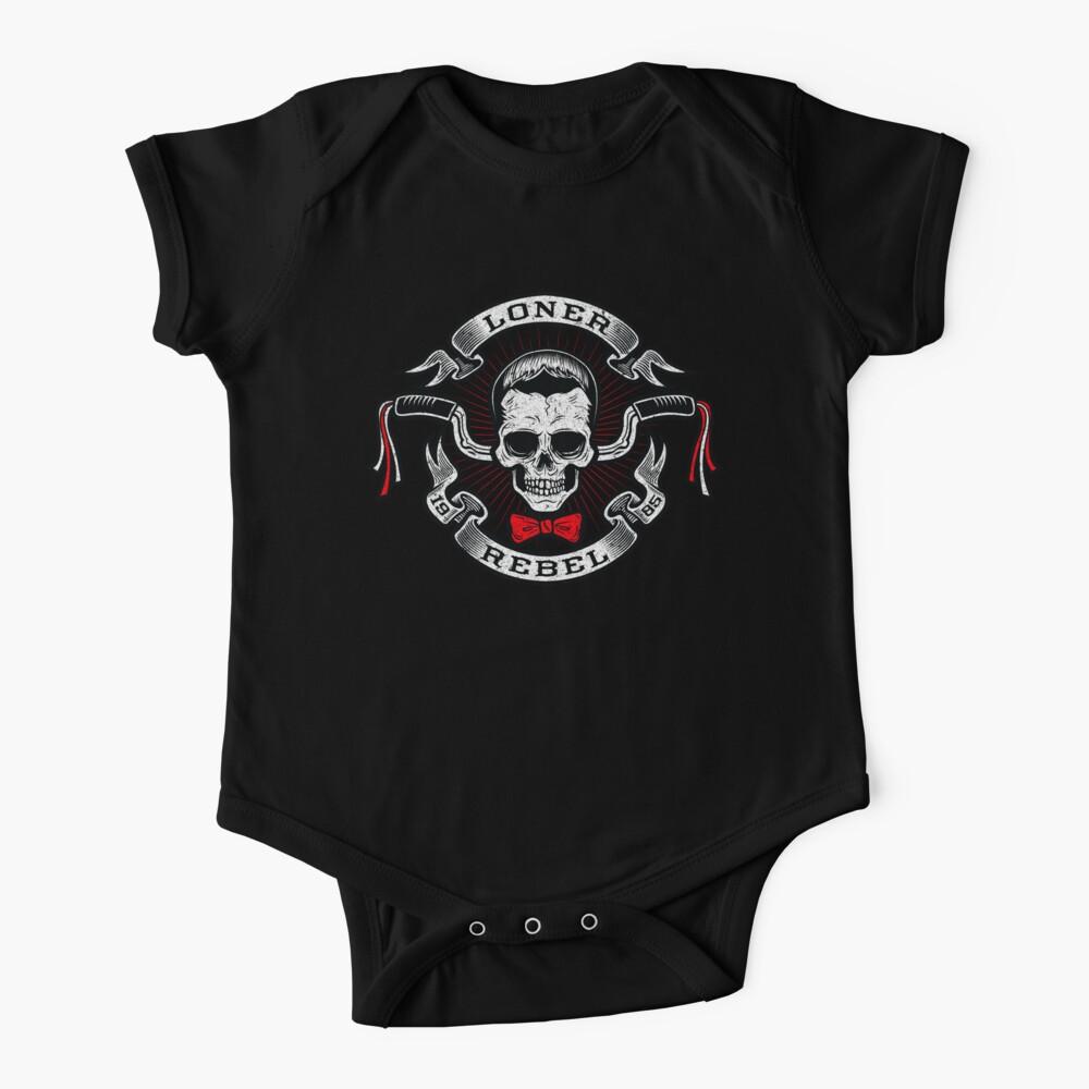 The Rebel Rider Baby One-Piece