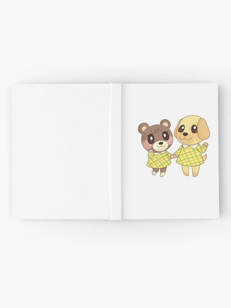 """Maple and Goldie Animal Crossing New Horizons (No BG ..."