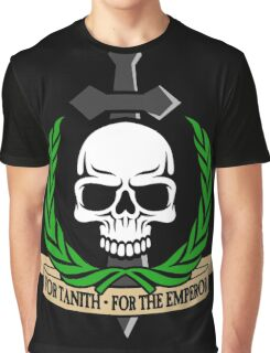 For Tanith - For The Emperor!  Graphic T-Shirt