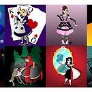 Twisted Tales - the complete series by Lauren Eldridge-Murray